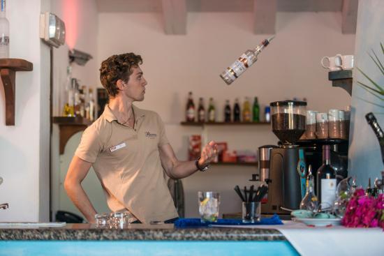 Perdepera Resort: barman