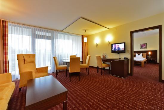 Hotel Sonnenhügel: Suite