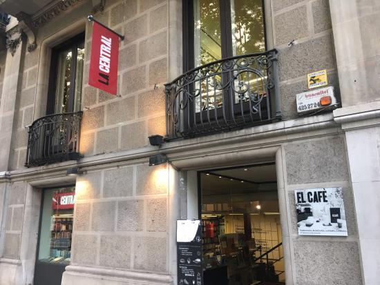 El Cafe de la Central