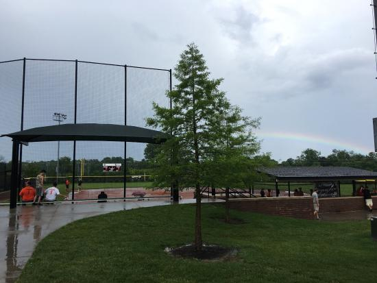 Elizabethtown Sports Park Beautiful We Were Able To Play 3innings Of Baseball