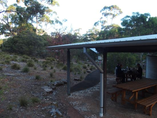 Flinders Chase, Australia: Bbq place