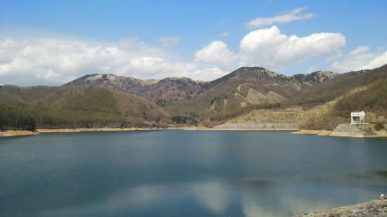 Kamihikawa Dam