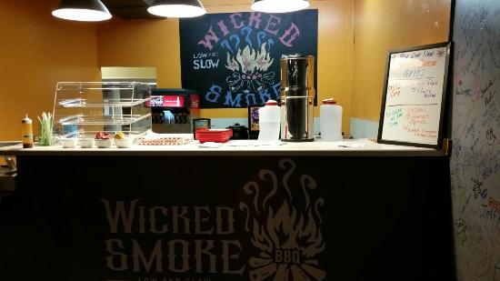 Wicked Smoke Bbq