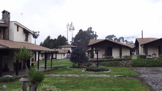 Chuquiragua Lodge & Spa Photo