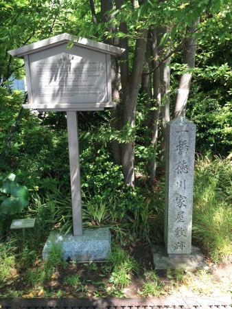 Hitotsubashi Tokugawa Homestead Ruins