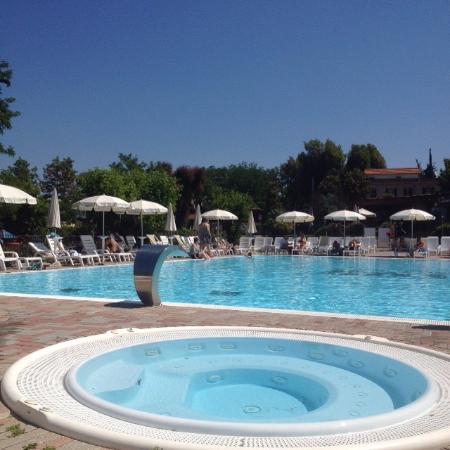 Camping Village Roma: Pool