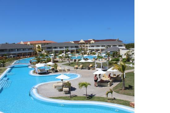 Fabulous luxury holiday resort destination
