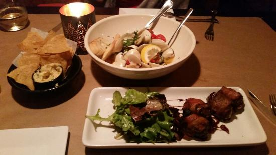 """Cedar Street Grille: Cedar Street Grill Tapas are the best... """"Just can't get enough."""""""