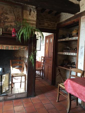 Le Petit Feuillant Chambres d'Hotes: Excellent dans un cadre chaleureux !