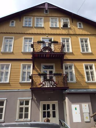 Janske Lazne, República Checa: View from outside