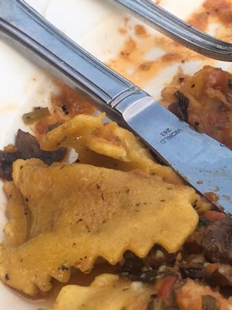 Milestones: Leathery hard pasta