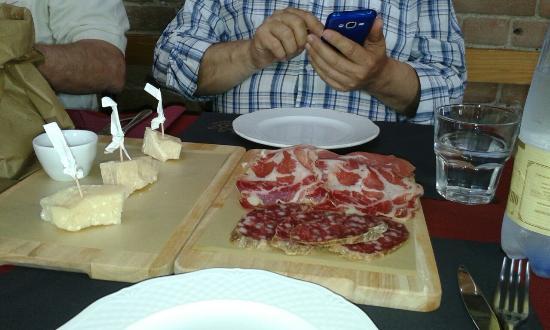 La Degustazione di Luigi Piovani