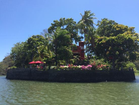 Granada, Nicaragua: Isla privada