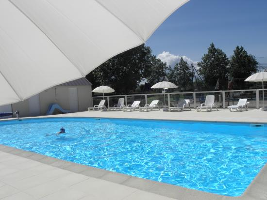 Camping avec piscine en normandie photo de camping la for Camping avec piscine normandie