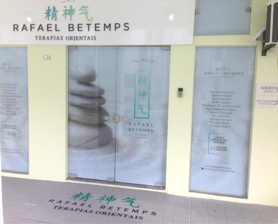 Rafael Betemps Terapias Orientais