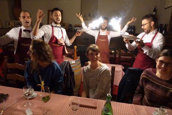 Wasserburg am Inn, Deutschland: Taverna Italiana