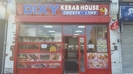 Golden Kebab House