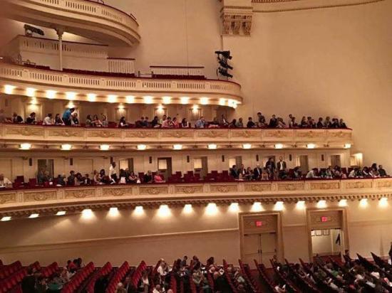 Distinguished Concerts International New York: Carnegie Hall