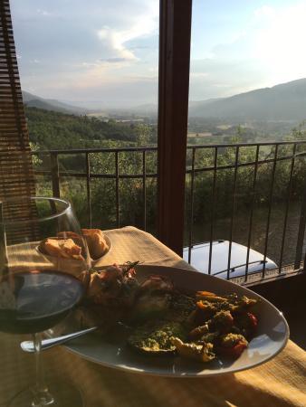 Castiglion Fiorentino, İtalya: Agriturismo Santo Stefano