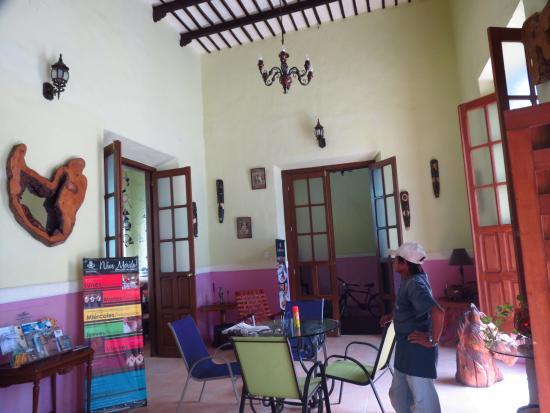 Hotel Santa Ana: Main Lobby