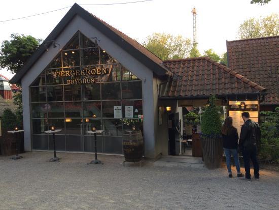 færgekroens bryghus tivoli