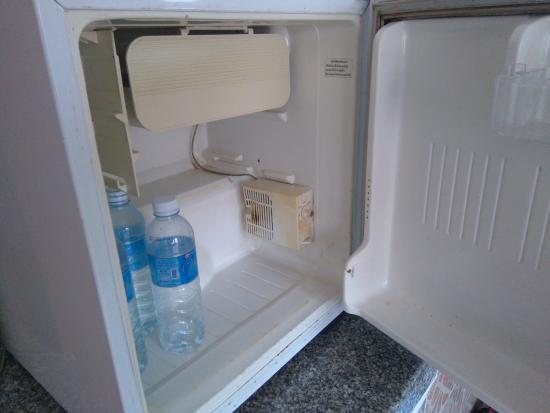Sawasdee Mansion: Le réfrigérateur