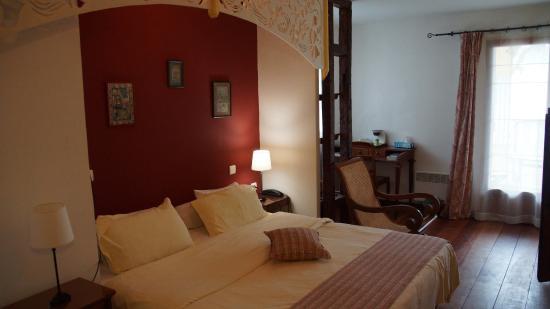 Hotel Tsilaosa: nette Zimmer