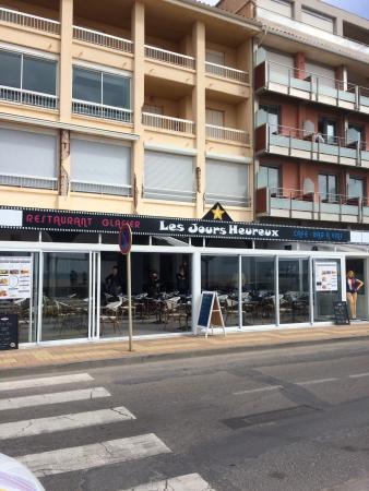Restaurant Les Jours Heureux