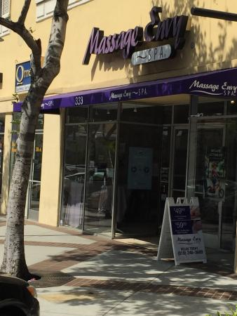 Glendale, Kalifornia: Massage envy spa