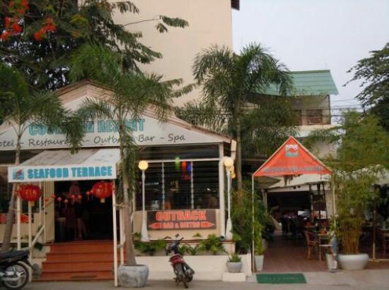 Coolabah Hotel - Outback Bar