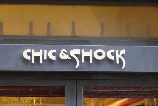 Gelateria Caffetteria Chic e Shock