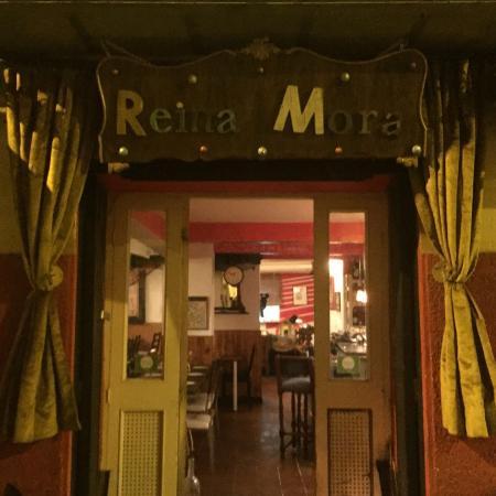 Reina Mora: New face