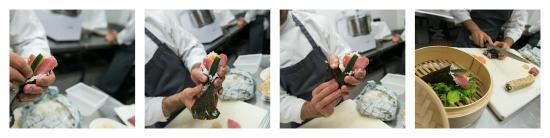 Sushi & Italian Restaurant Larice: Temaki