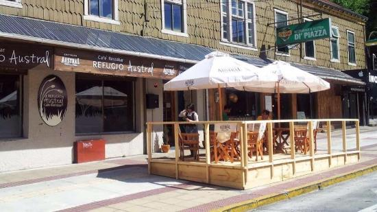 Refugio Austral Cafe Restobar
