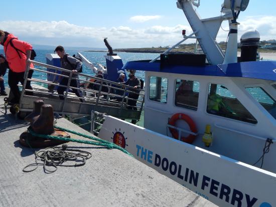 Doolin Ferry Co.