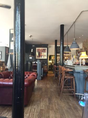 Empress Interior Bar Area