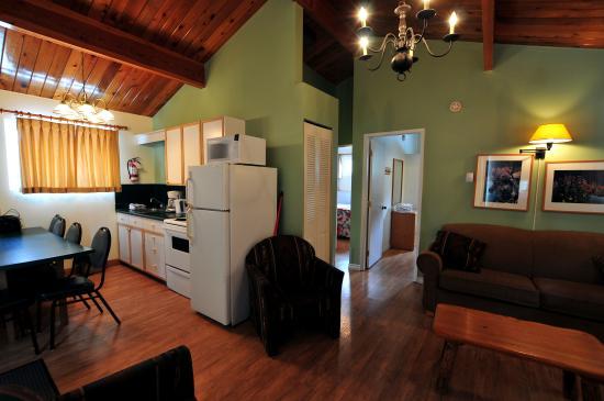 Manning Park Resort: Standard Cabin