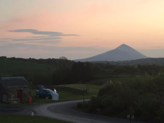 Westport Country Lodge Hotel Croagh Patrick From Our Room