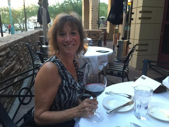 The Capital Grille : Great wine selections at Capital Grill Scottsdale