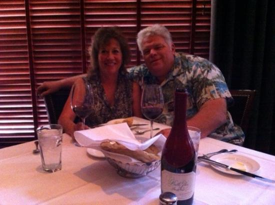 The Capital Grille : Our Birthday dinner at Capital Grill in Scottsdale, AZ!