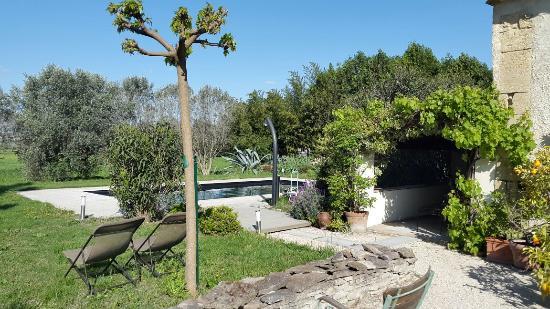Saint-Genies-de-Comolas, Frankrig: Le Mas d'Acanthe