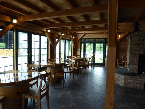 Goose Creek Farm and Winery - Otium Cellars: Tasting Room