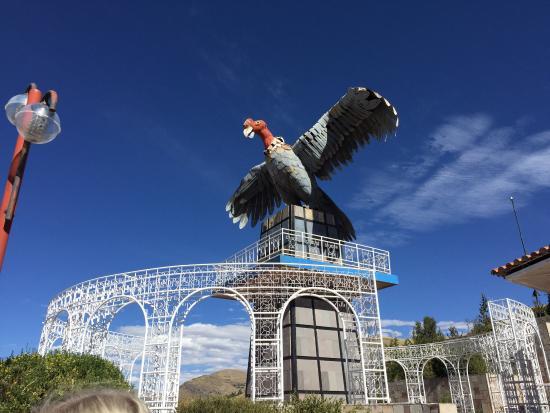 Condor Hill (Mirador de Kuntur Wasi)