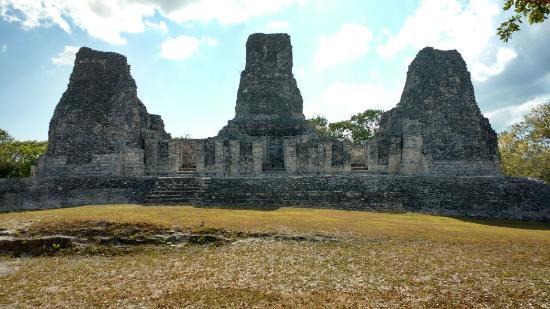 Ruinas de Xpujil