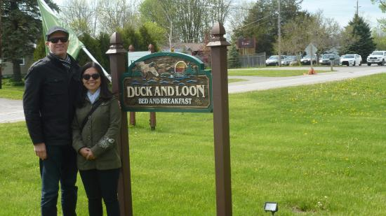 Duck and Loon Bed and Breakfast Bild