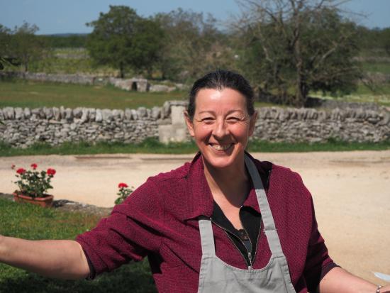 Ferme La Borie D'Imbert: Friendly service