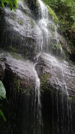RPPN Ninho do Corvo : muitas quedas dágua pelas trilhas