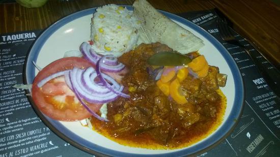 cochinita pibil - picture of ristorante veracruz, genoa - tripadvisor