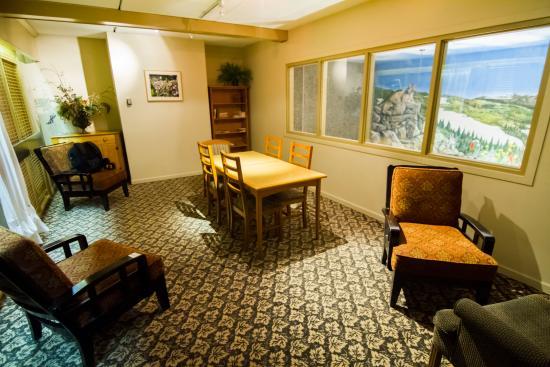 Manning Park, Καναδάς: Alpine Room for small meetings
