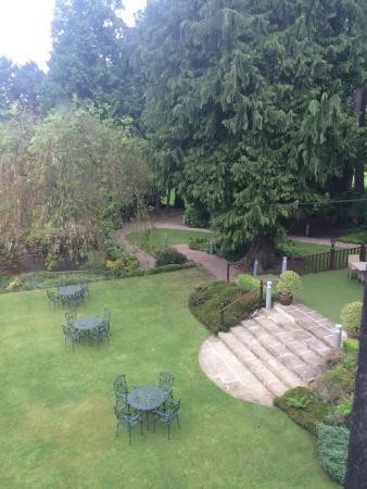 East Lodge Country House Hotel: Wedding in the beautiful gardens